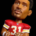 KC Chiefs Running Back Priest Holmes