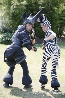 Theatre Performers | by Chester Zoo