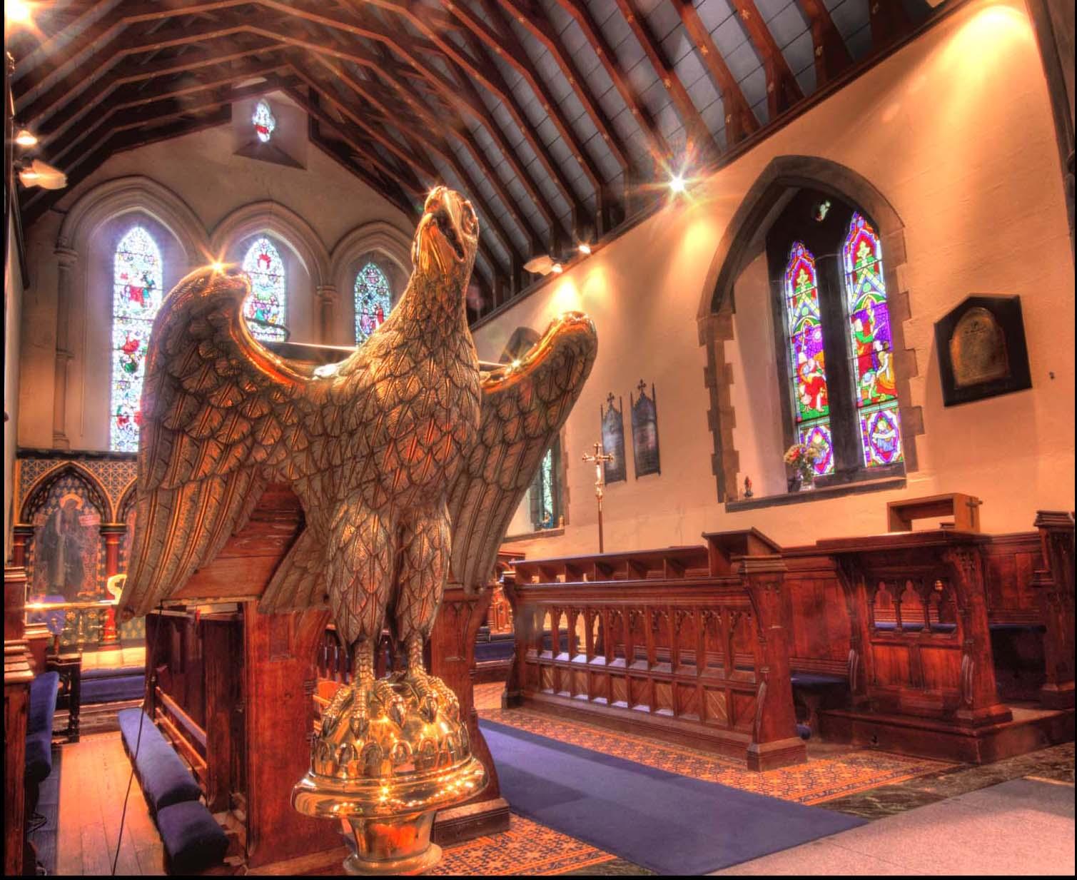 All Saints Church Thelwall,warrington cheshire anglican golden eagle lecturn,365days,HDR,high dynamic range,all,saints,church,drive,ghost,pictures,thelwall,warrington,anglican,cheshire,golden,eagle,lecturn,rare,valuable,england,uk,britain,gb,interior,inside,Hotpicks,hotpics,hotpix!,#HotpixUK,#TonySmith,#TonySmithHotpix