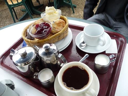 Cream Tea | by simononly