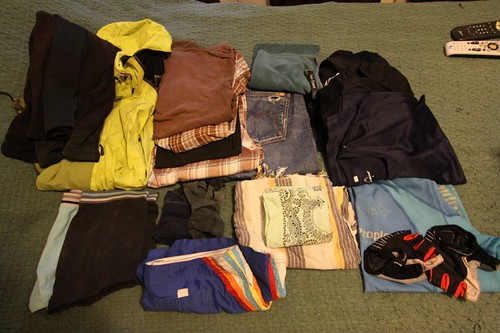 WT EQP: Clothes (mostly right/back pannier) | by Nicolai Bangsgaard