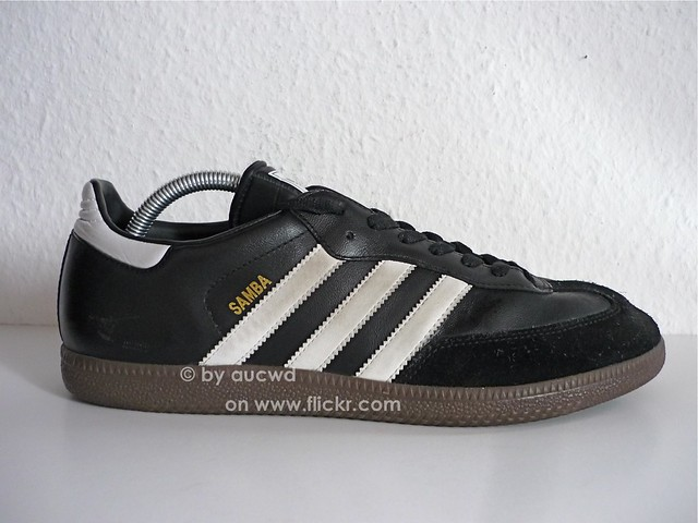 70`S 80`S VINTAGE ADIDAS SAMBA INDOOR SOCCER SHOES | Flickr