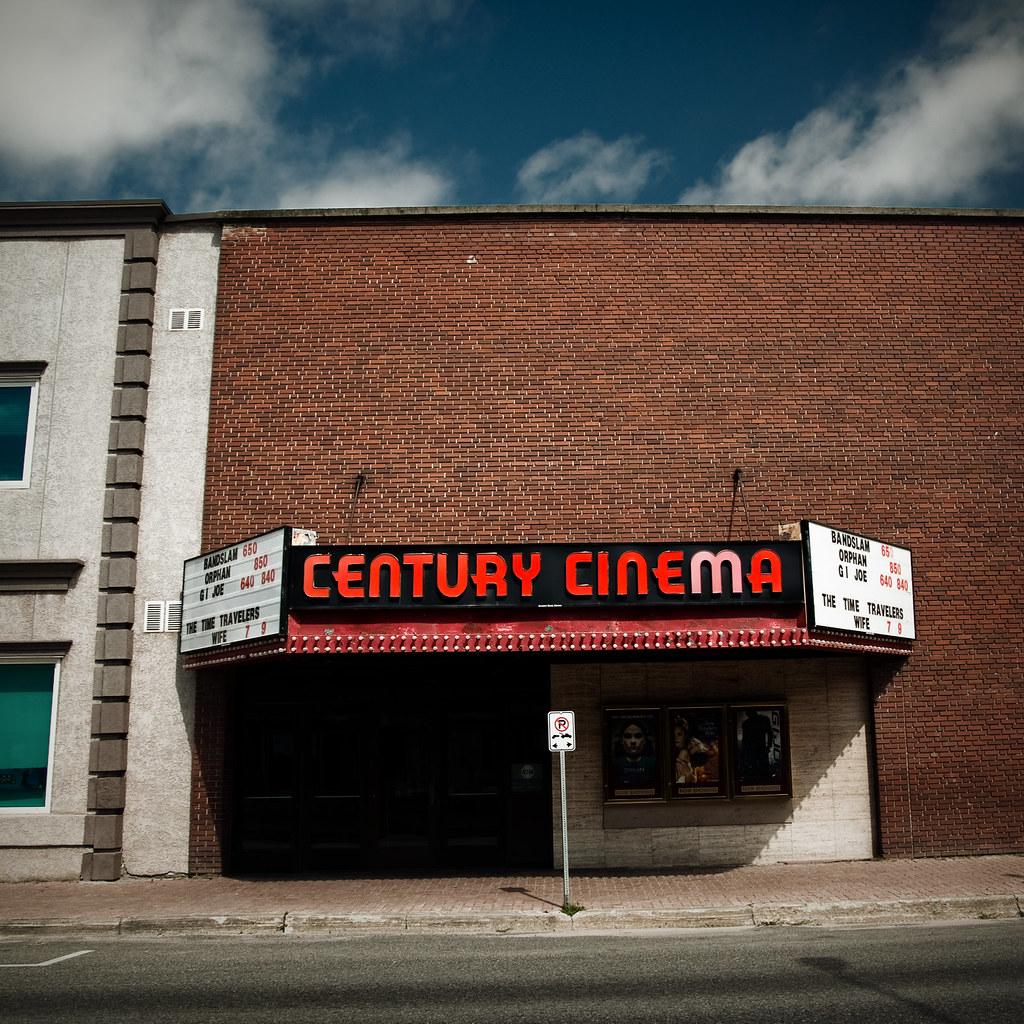 Century Cinema | Kenora, Ontario  | Bryan Scott | Flickr
