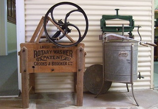 Washing the old way | by deanwiles