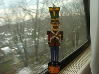 Toy Soldier Nut Cracker heading to New York