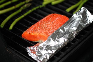 Copper River Salmon on the Grill | by mccun934