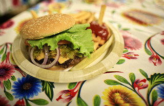 Green Chile Cheeseburger | by road triper
