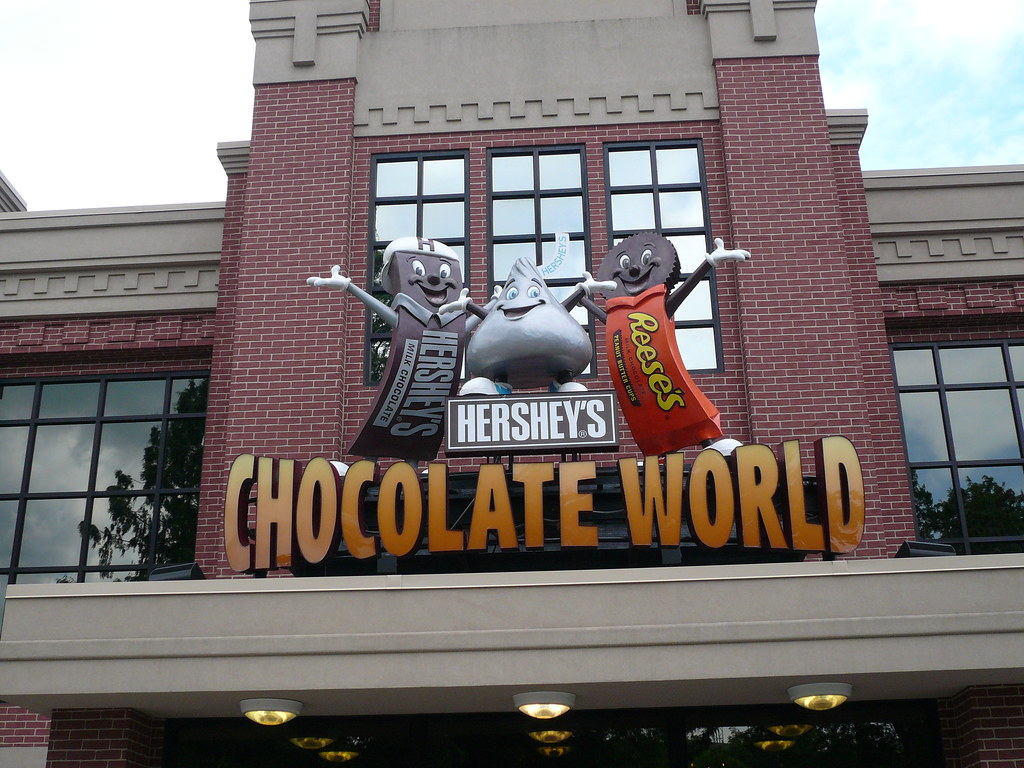 Image result for hershey world hershey