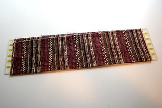 Tutorial: fabric folding | by turning*turning