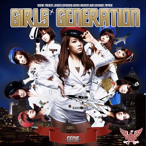 SNSD - Genie (Taeyeon) | Girls' Generation (SNSD)'s 2nd mini