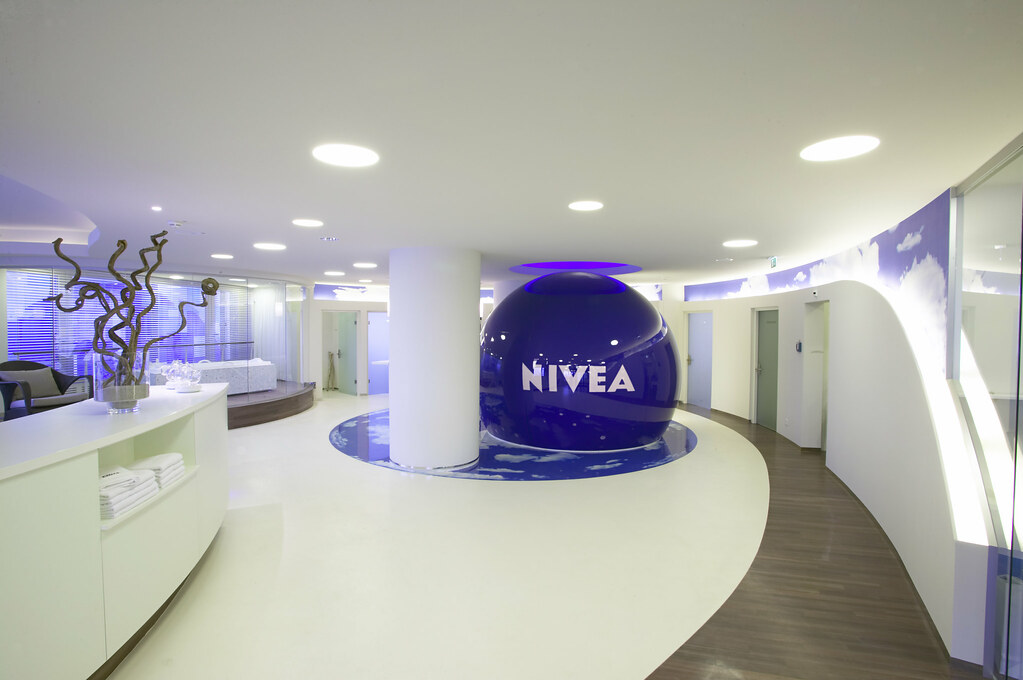 NIVEA HAUS HAMBURG JOBS