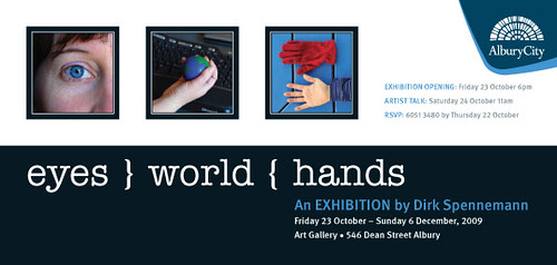 Upcoming Exhibition...you're invited!
