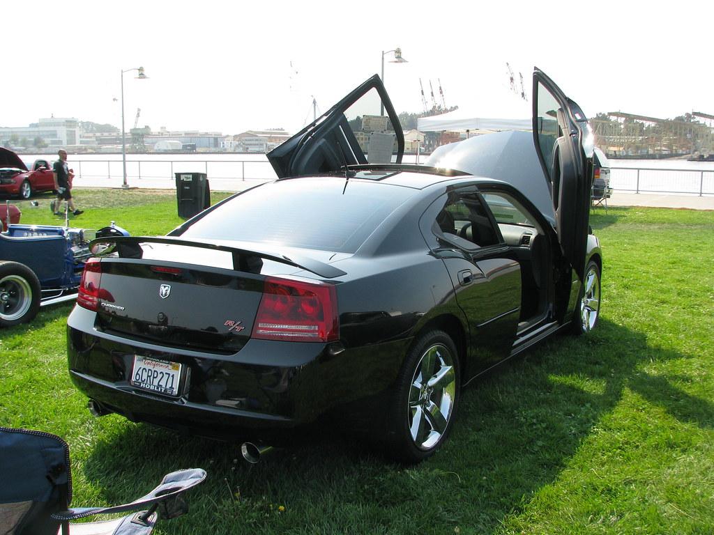 2008 Dodge Charger Custom 6crp271 03 Jack Snell Flickr