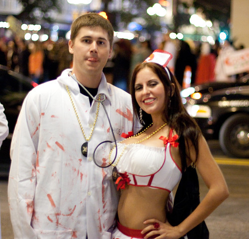 Doctor and Nurse | by San Diego Shooter