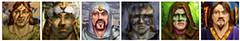 H3 Tarnum Portraits | by Fantasy Art