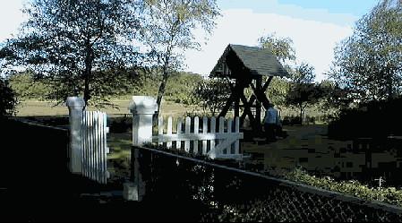 Klokketårnet ved Ingelstrup Kapel | by Saedder Kirke