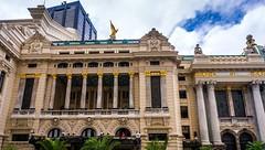 Teatro Municipal Opera House in Rio de Janeiro Brazil