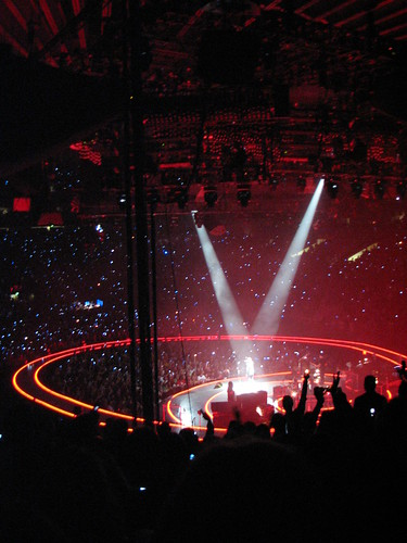 U2 in Concert | by patangay