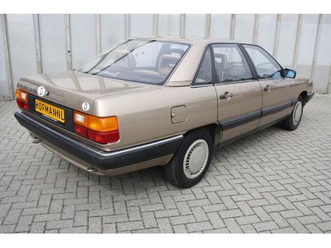 AUDI 100 2.2 CD 1983   autoTrack.nl   Willem S Knol   Flickr