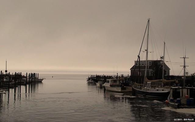 Grey Guilford Harbor