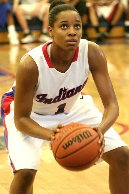 Miss Basketball 2011 Bria Goss- Ben Davis HS