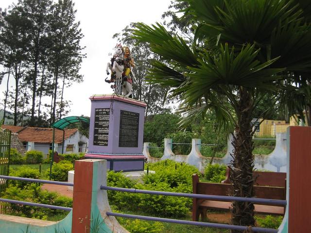 Valvil Ori statue