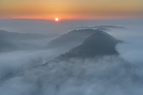 *Cloef @ sunrise* | by Albert Wirtz @ Landscape and Nature Photography