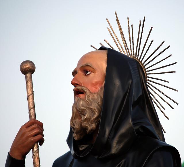Ritratto di San Francesco di Paola