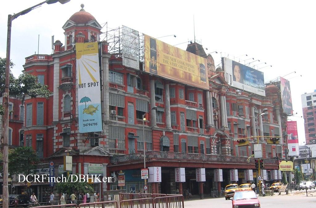 Chowringhee Mansions - Calcutta - 1907
