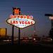 Classic Vegas sign
