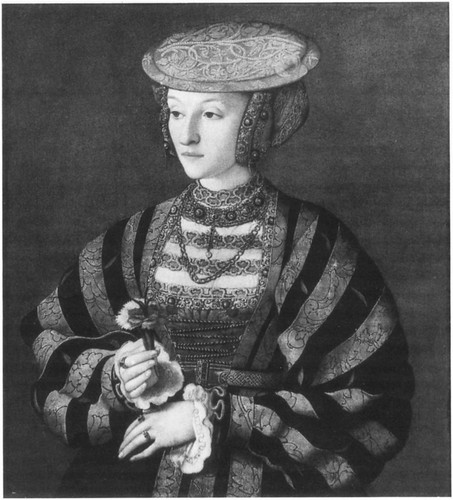 'Lost' portrait of Anne of Cleves?