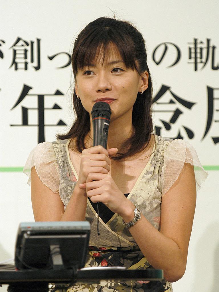 2004.09.10 梅津弥英子 05 | Thinking Now | Flickr