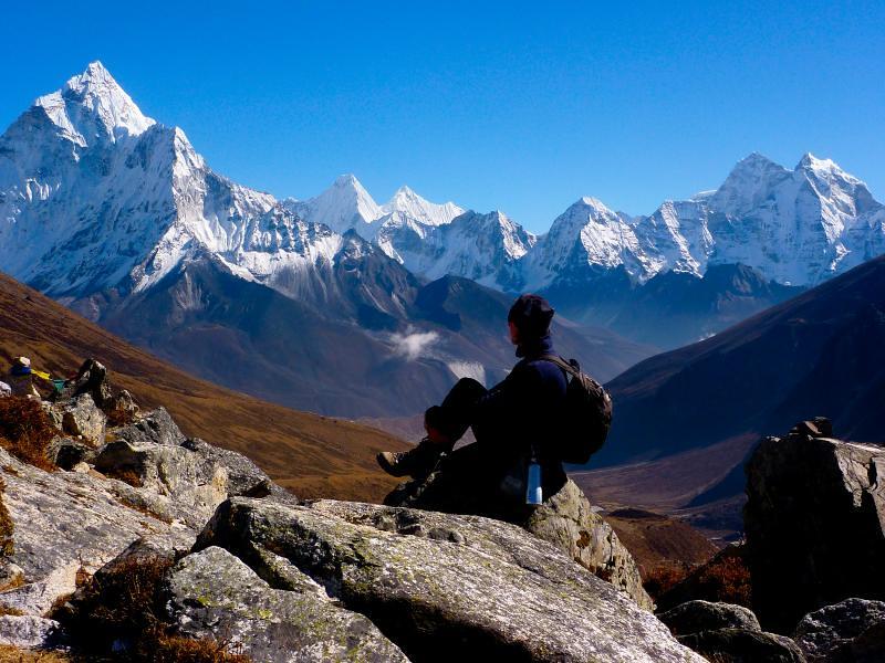 Everest Base Camp 2009