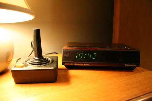 Joystick Controlled Alarm Clock - Finished