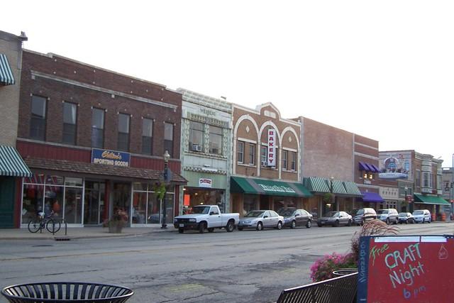 DeKalb: Main Street Community, Il. - Lincoln HWY