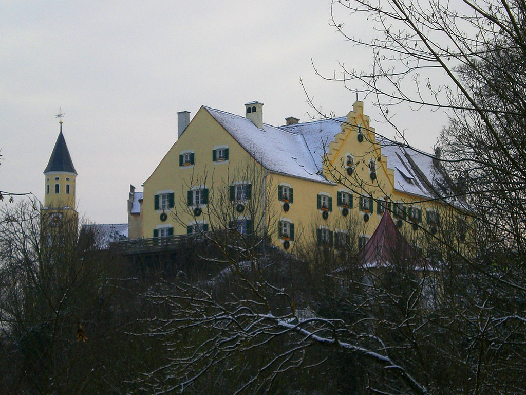 Weihnachtsmarkt Hexenagger.Winter Wonderland Hexenagger Castle Hexenagger Bavaria Flickr