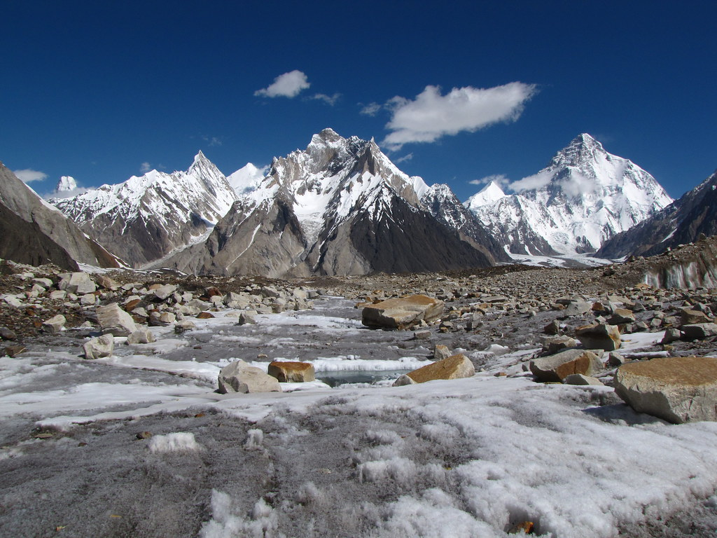 ... K2 Mountain-Gondogoro La Trek-Pakistan | by mikemellinger