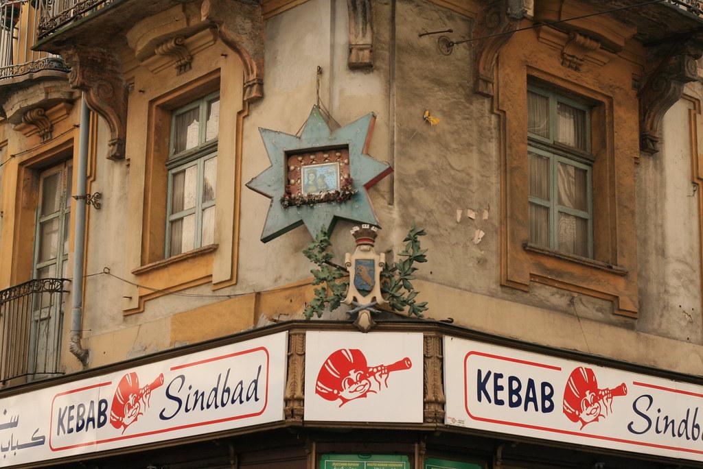 Kebab Madonna