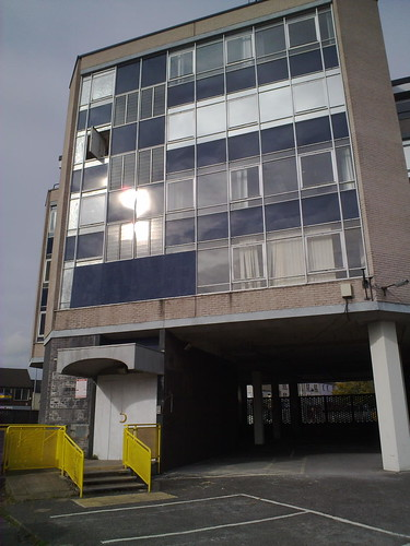 Disused Offices - Wakefield | by Southern Driver