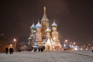 Saint Basil's Cathedral | by SergeyRod