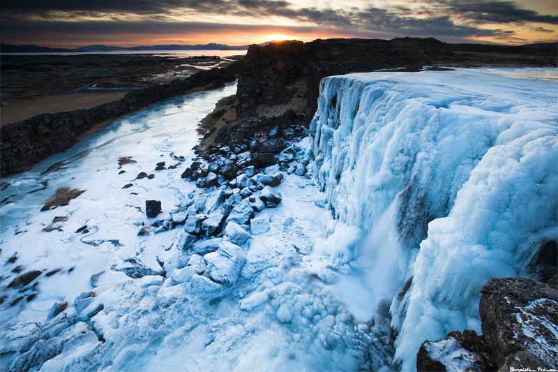 Öxarárfoss - Þingvellir National Park - Iceland