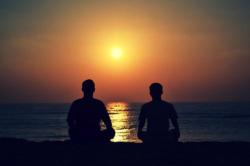 sun beach yoga amit nikond3100
