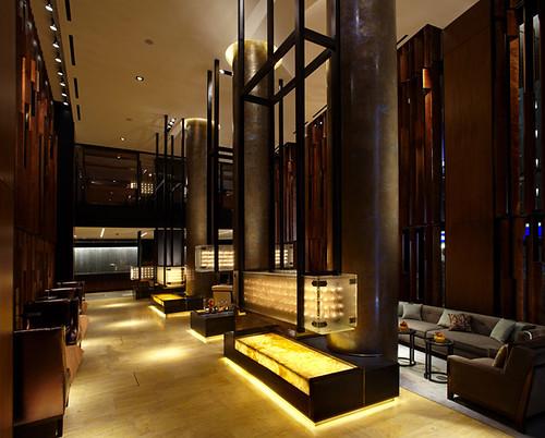 Lobby/Lounge   by Trump SoHo HC