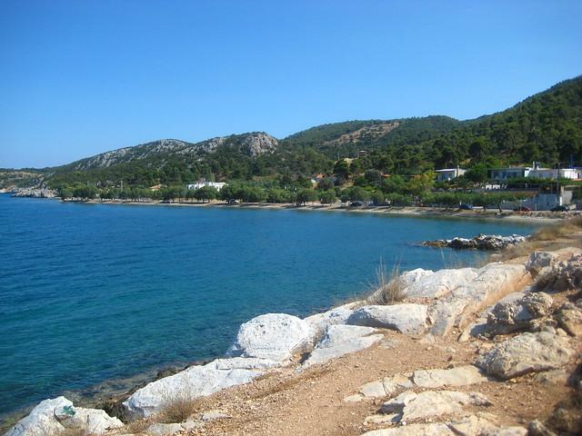Sesi beach, Greece