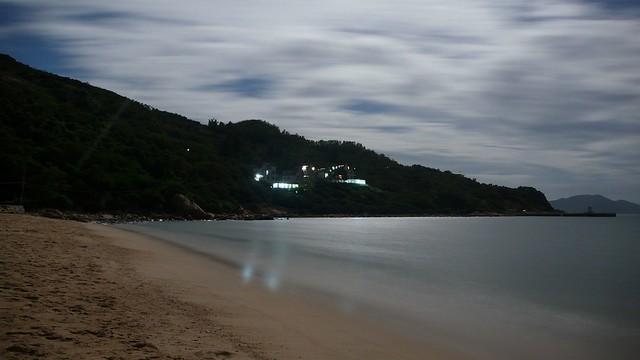 Zhuhai - Moonlit Diamond Beach, Dong'Ao Island
