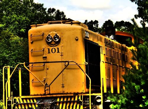 county railroad ohio train jefferson freehand hdr highdynamicrange photomatix photomatixpro tonemapping ohirail