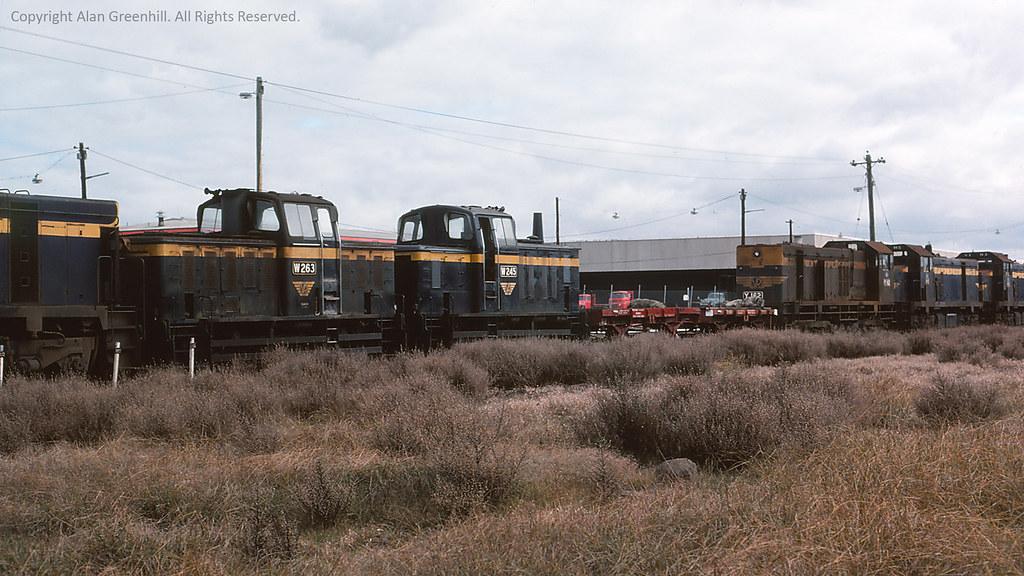 W Class Dynon 1977 by michaelgreenhill