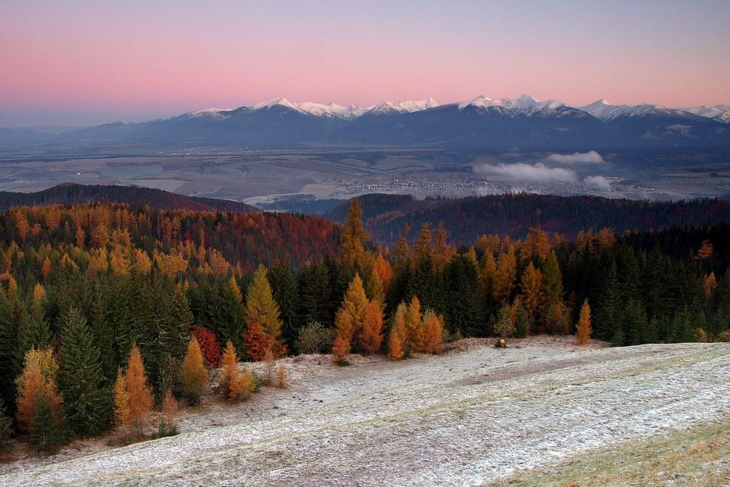 Soft Morning Touch ~ High Tatras, Slovakia by Martin Sojka
