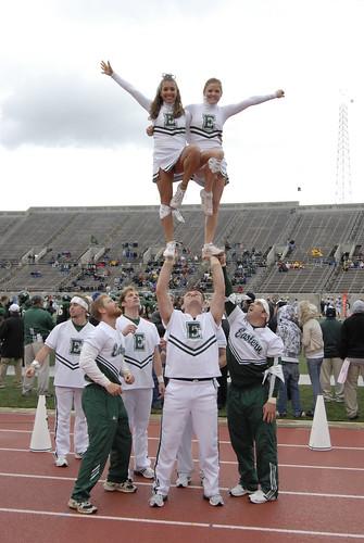 EMU Cheerleaders
