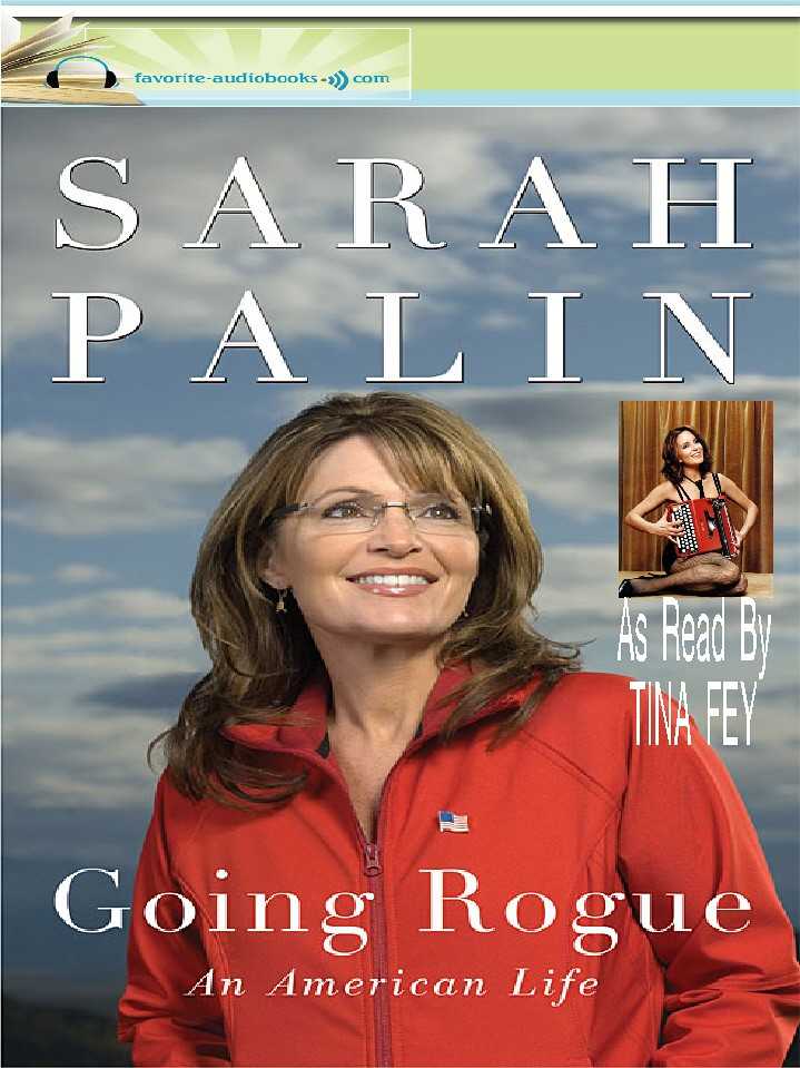 Sarah Palin Going Rogue Audio Book